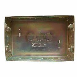 8 X 6 X 2.25 Zinc Plated Modular Box