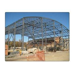 Iron Structural Fabrication Work