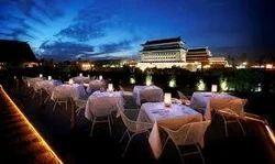 Rooftop Terrace Restaurant