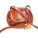 Designer Handicraft Leather Ladies Purse