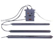 Ionizing Bars Static Eliminators