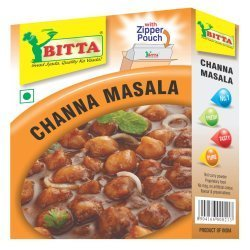 BITTA Chana Masala, Packaging Type Available: Packets