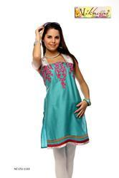 Girls Ladies Party Wear Kurti Tunic