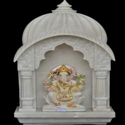 Marble Temple | Mines Agaria Rajsamand Stones | Manufacturer In Modern  Complex, Udaipur | ID: 4921549897