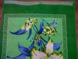 Green Baby Towel