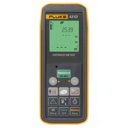Fluke 424D Digital Laser Distance Meter 100 m (330 feet)