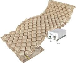 Anti Decubitus Mattress  Lattic Style