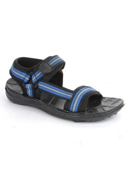 56d158c9750087 Gliders Men s Blue Casual Sandal - Liberty Shoes Limited