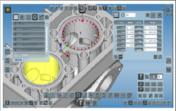 Touch DMIS Measuring Software