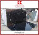 Marble -Marine Black