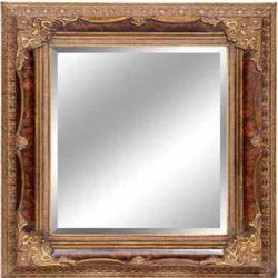 wood mirror frame wooden frames aizawl mizoram venus bamboo