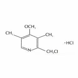 Powder Omeprazole Chloro Compound, Prescription