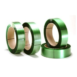 Millenium Green Pet Strapping Rolls, Packaging Type: Roll