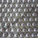 Grey Pearl Beads