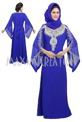 Moroccan Kaftan Ladies Party Wear