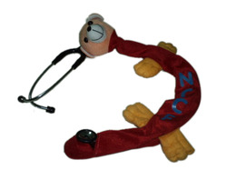 Stethoscope Cover with Toy