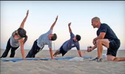 Beach Workout Physical Training