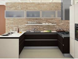 kitchen cabinets high density wpc