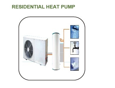 Air Source Heat Pump And Hot Water Storage Tank Wholesale