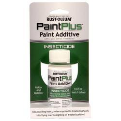 Rust Oleum Paint Plus Paint Additive Insecticide