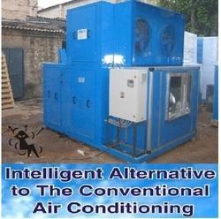 TWO STAGE EVAPORATIVE COOLING SYSTEMS