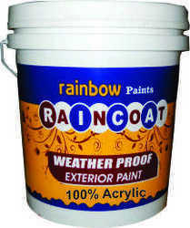 Exterior Acrylic Emulsion Paint