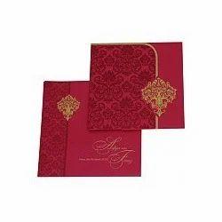 Wedding Card Printed Wedding Card Manufacturer From Bengaluru