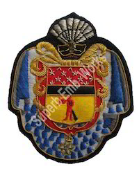 Handmade Embroidered Fashion Badges