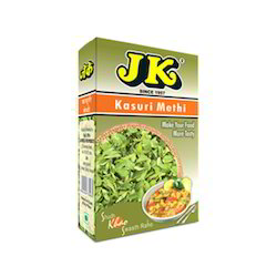JK Masale Dry Fenugreek Leaf, 100g