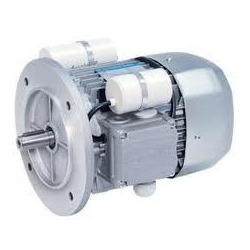 Single Phase Flange Motor