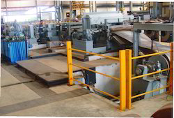 HRCR Sheet Slitting Machine for Coil Weight 6mm Thick