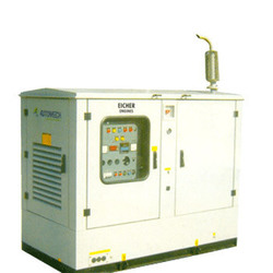 Silent Or Soundproof 230 to 415 kVA Eicher Diesel Generator Sets for Industrial