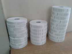 Clocks Printed Labels