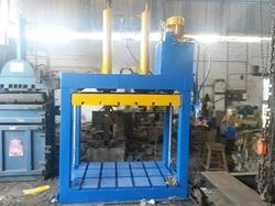 HDPE Bag Bale Machine
