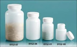 Pharmaceutical Tablet Plastic Bottle