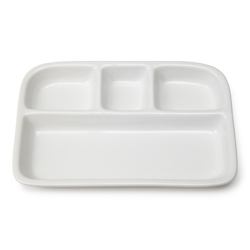 Plastic Disposable Tray  sc 1 st  IndiaMART : disposable thali plates - pezcame.com