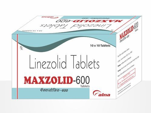 Linezolid-600mg