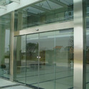 Toughened Glass Door