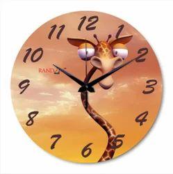 Modern Glass Clocks