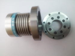 Metal Bellow Coupling With Flange