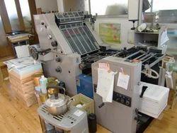 Ryobi 3300 Offset Printing Machine