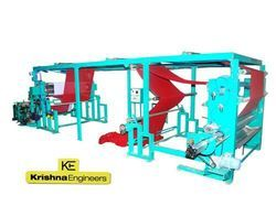 Krishna Fab Tech Smoke Printing Machine, AUTOMATIC