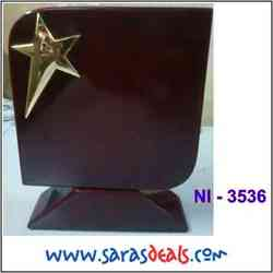 NI-3536 Wooden Trophy