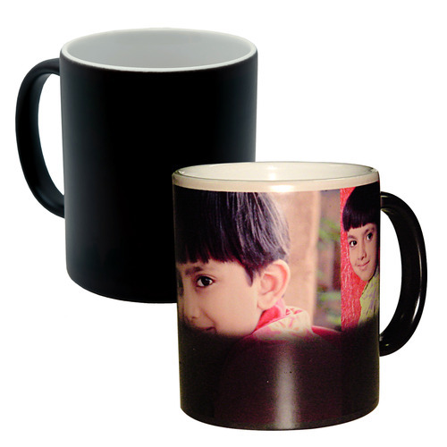 personalized sublimation photo magic mugs at rs 160 piece