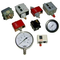Steam Boiler Pressure Switch