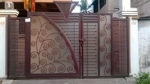 Fabricated Gate