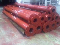 Cast Basalt Pipeline