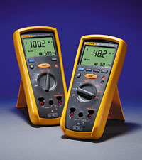 Fluke 1507 Digital Insulation Tester