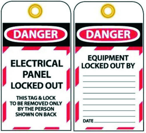 Loto Kit Lockout Tag Manufacturer From Pune
