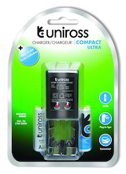 Uniross Battery with Charger